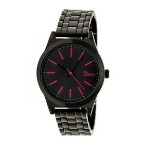【送料無料】腕時計 エネルギーブラックブレスレット