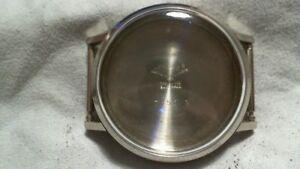 【送料無料】腕時計 カサlongines cassa in acciaio inox x calibro 30 l mai usata nos referenza 78551