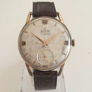 【送料無料】腕時計 ビンテージウォッチorologio watch enicar ultrasonic vintage serviced