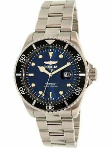 【送料無料】腕時計 メンズプロダイバーシルバーステンレススチールクオーツダイビングウォッチinvicta mens pro diver 22054 silver stainlesssteel quartz diving watch