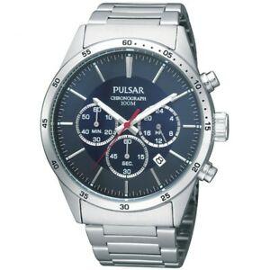 【送料無料】腕時計 パルサークロノグラフウォッチpulsar gents chronograph watch pt3003x1