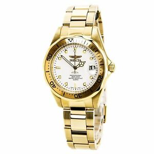 【送料無料】腕時計 メンズプロダイバーコレクションゴールドトーンウォッチinvicta mens pro diver collection goldtone watch 8938