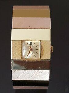 【送料無料】腕時計 アールデコレディースブレスレットロンボクロッジウォッチart deco medana ladies bracelet watch