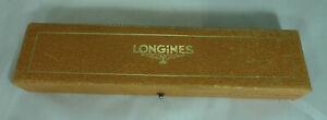 【送料無料】腕時計 ビンテージケースvintage longines leather watch case a696817