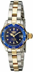【送料無料】腕時計 ダイバーステンレススチールトーンウォッチinvicta womens 8942 pro diver stainless steel twotone watch