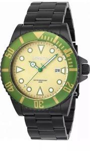 【送料無料】腕時計 プロダイバーメンズラウンドオリーブアナログステンレススチールウォッチinvicta pro diver 90298 mens round olive analog date stainless steel watch