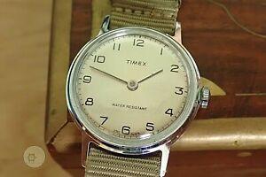 【送料無料】腕時計 ビンテージウォッチスプライトスイープフルサービスfully working vintage watch timex sprite gb fully serviced 1975 m24 non sweep
