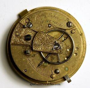【送料無料】腕時計 ジョナサンレバーポケットスペアウォッチ