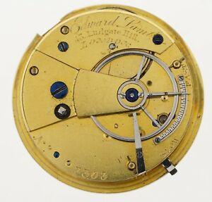 【送料無料】腕時計 エドワードラムヒルロンドンポケットスペアウォッチ