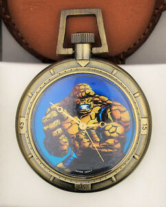 【送料無料】腕時計 オリジナルポケットコミックマーベル