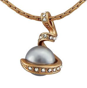 【送料無料】アクセサリー ネックレスクリスマスピンクパールゴールデンcollar de la joyera de las seoras arte rosado oro dorado perla de regalo para navidad