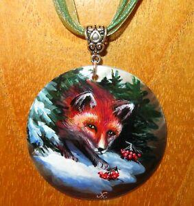 Acabado sofisticado Wolf cadena collar miniblings 65cm arte naturaleza animal bosque animal