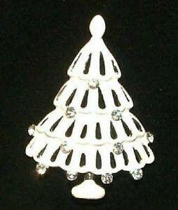 【送料無料】アクセサリー ネックレスクリスマスツリーオーストリアクリスタルブローチcalidad usa christmas tree t broche cristal austriaco
