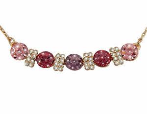 【送料無料】アクセサリー ネックレスクリスマスネックレスゴールドピンクゴールドピンクlas seoras joyera oro plateada collar rosado oro y rosado regalo para navidad