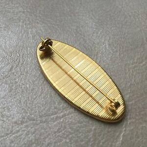 【送料無料】 アクセサリー ビンテージダマシンブローチbroche ネックレス vintage faon damasquin damascene brooch