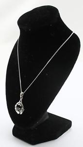 【送料無料】アクセサリー ネックレス スターリングシルバーオオハシトリニティーッドクラダペンダントネックレスargento sterling toucan trinit claddagh pendente e collana