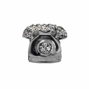 【送料無料】アクセサリー ネックレス シルバーシルバーcharm gooix g251258 in argento 925 telefono argento