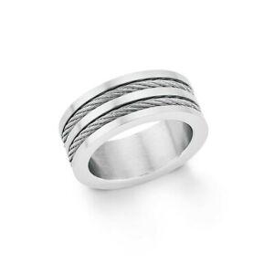 【送料無料】アクセサリー ネックレス ステンレスオリバージュエルマンリングs oliver jewel uomo anello in acciaio inox so1456