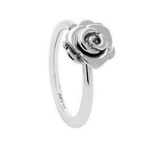 【送料無料】アクセサリー ネックレス ダーメンリングguess damen ring edelstahl rose silber ubr28504