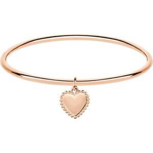 【送料無料】アクセサリー ネックレス メタルブレスレットbracciale rigido donna morellato cerchi sakm48 acciaio ros cuore heart