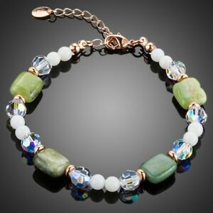 【送料無料】アクセサリー ネックレス ブレスレットbrezza estiva cristallo braccialetto per donne ragazze donna mbr0093