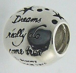 【送料無料】アクセサリー ネックレス スターリングシルバービーズカートンdis503 chamilia argento sterling i sogni si avverano perlina nuovo astuccio