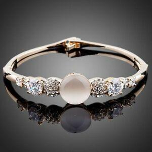 【送料無料】アクセサリー ネックレス カフブレスレットplaccato oro zirconi bracciale braccialetto per donne ragazze girls mb0035