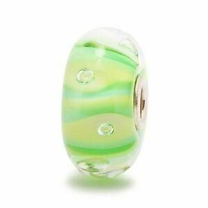 【送料無料】アクセサリー ネックレス ガラスビードtrollbeads bead in vetro bolle di primavera tglbe10129