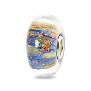 【送料無料】アクセサリー ネックレス ガラスビードtrollbeads bead in vetro fonte della giovinezza tglbe10180