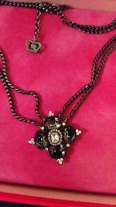 【送料無料】アクセサリー ネックレス バトラーウィルソンチェーンネックレスbutler and wilson collana catena cristallo dichiarazione