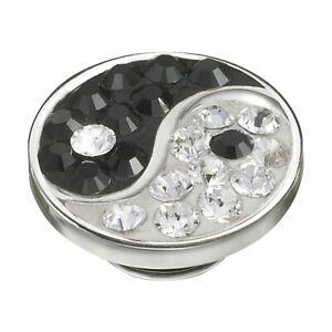 【送料無料】アクセサリー ネックレス nuovo * kameleon yin yang argento sterling jewelpop kjp44