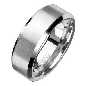 【送料無料】アクセサリー ネックレス リングストリップタングステンリングtapsi ´ s coolbodyart anello tisten tungsteno titanlegierung anello a nastro