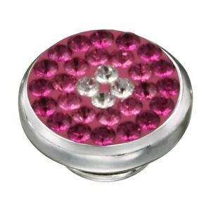 【送料無料】アクセサリー ネックレス ピンクシルバースターリングnuovo * kameleon rosa sparkle argento sterling jewelpop kjp50
