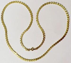 【送料無料】アクセサリー ネックレス コリアーレトロビンテージcollier chaine bijou vintage rtro maillon s finement grav couleur or * 3998