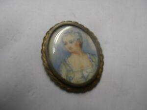 【送料無料】アクセサリー ネックレス サムネールベルエポックbroche miniature ancienne belle epoque 1900
