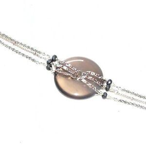 【送料無料】アクセサリー ネックレス ブレスレットアルジェントsatellite bracelet plaqu argent agate perle nacre bijou