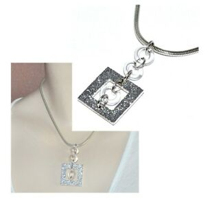 【送料無料】アクセサリー ネックレス フランスアルジェントクリスタルブランatalante france collier moderniste plaqu argent cercle cristal blanc bijou