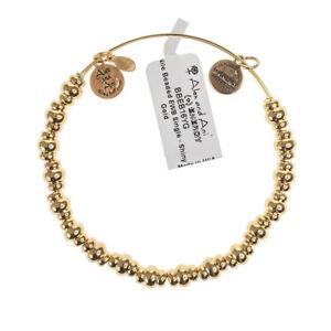 【送料無料】アクセサリー ネックレス アレックスナイルゴールドビーズブレスレットalex and ani nilo con perline oro braccialetto bbeb 16ygrrp 33