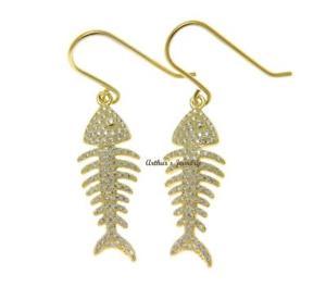 【送料無料】アクセサリー ネックレス スターリングシルバーハワイアンplaccato oro giallo argento sterling 925 hawaiano pesce osso
