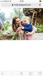 【送料無料】アクセサリー ネックレス ペンダントイヤリングケンブリッジpolly petalo orecchini pendenticome si vede sulla duchessa di cambridge