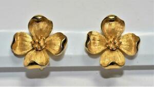 【送料無料】アクセサリー ネックレス クラウンフォームイヤリングnuova inserzionefirmato trifari crown goldtone corniolo forma clip orecchini