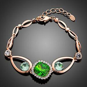 【送料無料】アクセサリー ネックレス グリーンデザイナーブレスレットgrassetto green stone designer braccialetto per donne ragazze donna mbr0149