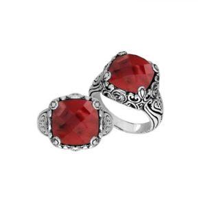【送料無料】アクセサリー ネックレス スターリングシルバーリングargento sterling anello con rubino ar6227rb6