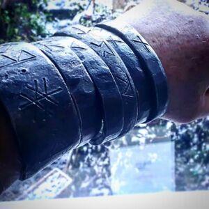 【送料無料】アクセサリー ネックレス カスタムブレスレットpersonalizzato braccialetto moosternooks runico