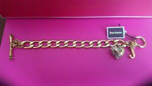 【送料無料】アクセサリー ネックレス ブランドジューシークチュールブレスレットnuovo di zecca juicy couture bracciale con charm