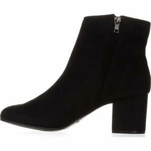 【送料無料】アクセサリー ネックレス ファッションブーツサイズrebel da zigi nanon da donna punta chiusa moda alla caviglia stivali, nero, taglia 100 us
