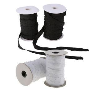 【送料無料】アクセサリー ネックレス ボタンテープ2x50 crotile lungha nastro di fissaggio bottoni per cucito su coperte piumon