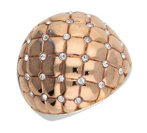 【送料無料】アクセサリー ネックレス リングピンクゴールドシルバーguess donna dito anello colore oro rosaargento ubr51415