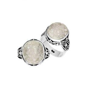 【送料無料】アクセサリー ネックレス スターリングシルバーリングargento sterling forma ovale anello con dursy ar9009dz9