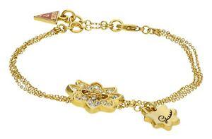 【送料無料】アクセサリー ネックレス カフguess bracciale da donna metallo oro ubb21333